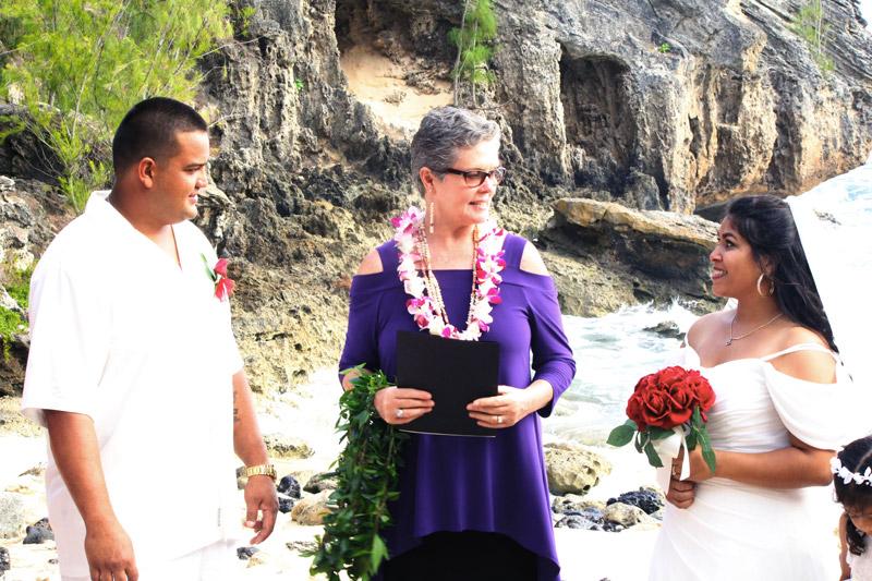 Kauai Beach weddings