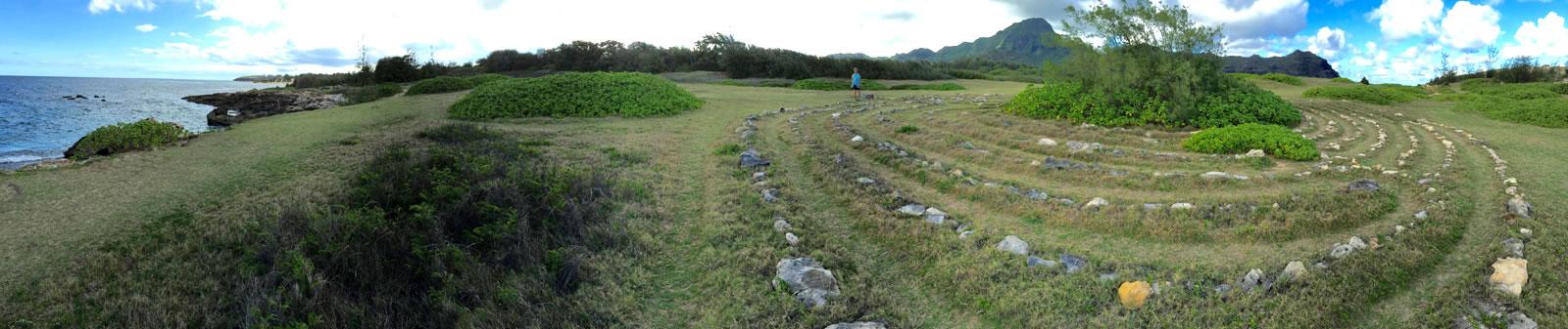 Kauai Labyrinth