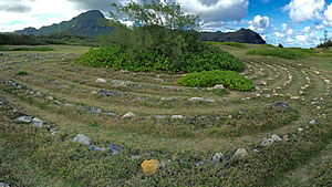 Kauai Labrynith