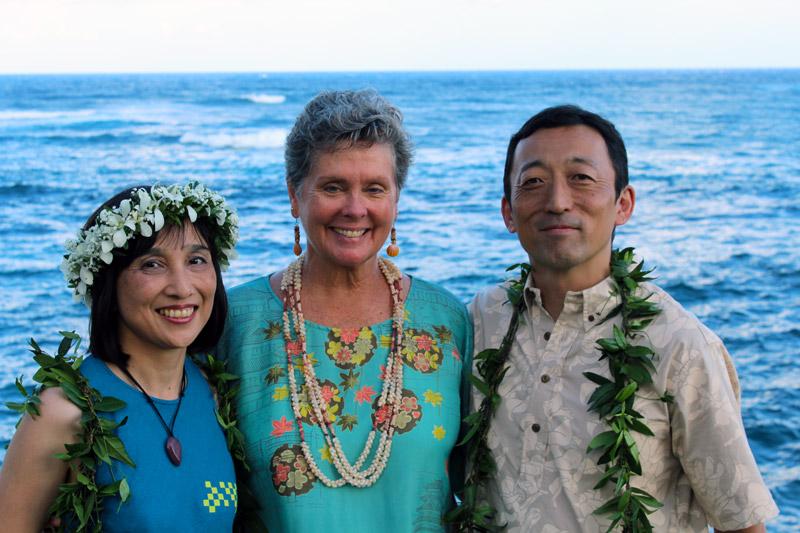 Carol Hart, Kauai weddings